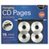 <strong>find It&#8482;</strong><br />Hanging CD Pages, 15/Pack