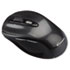 <strong>Innovera®</strong><br />Wireless Optical Mouse with Micro USB, 2.4 GHz Frequency/32 ft Wireless Range, Left/Right Hand Use, Gray/Black