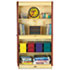 <strong>Jonti-Craft</strong><br />Teacher's Storage Classroom Closet, 36w x 24d x 72h, White