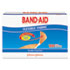 "<strong>BAND-AID®</strong><br />Flexible Fabric Premium Adhesive Bandages, 3/4"" x 3"", 100/Box"