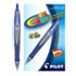 G6 Retractable Gel Pen, Fine 0.7mm, Blue Ink, Blue Barrel