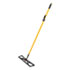 """<strong>Rubbermaid® Commercial</strong><br />Maximizer Dust Mop Frame with Handle and Scraper, 36"""" x 5.5"""", Yellow/Black"""
