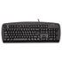 <strong>Kensington®</strong><br />Comfort Type USB Keyboard, 104 Keys, Black