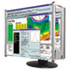 """<strong>Kantek</strong><br />LCD Monitor Magnifier Filter, Fits 19""""-20"""" Widescreen LCD, 16:10 Aspect Ratio"""