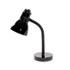 "<strong>Ledu®</strong><br />Advanced Style Incandescent Gooseneck Desk Lamp, 5.5""w x 7.5""d x 16.5""h, Black"