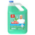 <strong>Mr. Clean®</strong><br />Multipurpose Cleaning Solution with Febreze, 128 oz Bottle, Meadows & Rain Scent
