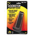 <strong>Master Caster®</strong><br />Big Foot Doorstop, No Slip Rubber Wedge, 2.25w x 4.75d x 1.25h, Brown