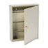 <strong>SteelMaster®</strong><br />Uni-Tag Key Cabinet, 110-Key,Steel, Sand, 14 x 3 1/8 x 17 1/8