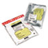 <strong>MMF Industries&#8482;</strong><br />Tamper-Evident Deposit/Cash Bags, Plastic, 12 x 16, Clear, 100 Bags/Box