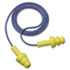<strong>3M&#8482;</strong><br />E·A·R UltraFit Earplugs, Corded, Premolded, Yellow, 100 Pairs