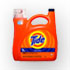<strong>Tide®</strong><br />HE Laundry Detergent, Original Scent, 96 Loads, 138 oz Pump Bottle, 4/Carton