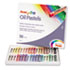 <strong>Pentel®</strong><br />Oil Pastel Set With Carrying Case,36-Color Set, Assorted, 36/Set