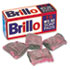 <strong>Brillo®</strong><br />Hotel Size Steel Wool Soap Pad, 10/Box