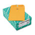 <strong>Quality Park&#8482;</strong><br />Clasp Envelope, #68, Cheese Blade Flap, Clasp/Gummed Closure, 7 x 10, Brown Kraft, 100/Box