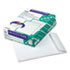 <strong>Quality Park&#8482;</strong><br />Catalog Envelope, #10 1/2, Cheese Blade Flap, Gummed Closure, 9 x 12, White, 100/Box