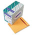 <strong>Quality Park&#8482;</strong><br />Catalog Envelope, #12 1/2, Cheese Blade Flap, Gummed Closure, 9.5 x 12.5, Brown Kraft, 250/Box