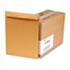 <strong>Quality Park&#8482;</strong><br />Catalog Envelope, #15 1/2, Cheese Blade Flap, Gummed Closure, 12 x 15.5, Brown Kraft, 250/Box
