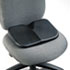 <strong>SoftSpot®</strong><br />Seat Cushion, 15.5w x 10d x 3h, Black