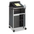 <strong>Safco®</strong><br />Scoot Multipurpose Lectern, 28.75w x 22d x 49.75h, Black/Silver
