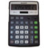 <strong>Sharp®</strong><br />EL-R297BBK Recycled Series Calculator w/Kickstand, 12-Digit LCD