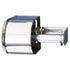 <strong>San Jamar®</strong><br />Covered Reserve Roll Toilet Dispenser, 10 x 6 1/4 x 6, Chrome