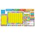 "Year Around Calendar Bulletin Board Set, 22"" x 17"""