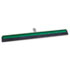 "<strong>Unger®</strong><br />AquaDozer Heavy-Duty Squeegee, Black Rubber, Straight, 24"" Wide Blade"