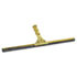 "<strong>Unger®</strong><br />Golden Clip Brass Squeegee Complete, 18"" Wide"