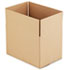 "<strong>General Supply</strong><br />Fixed-Depth Shipping Boxes, Regular Slotted Container (RSC), 18"" x 12"" x 12"", Brown Kraft, 25/Bundle"