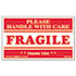 <strong>Universal®</strong><br />LABEL,3X5 FRAGILE HWC,RD