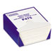 Bagcraft P475 Drywax Patty Paper Sheets