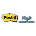 Post-it® Flag+ Writing Tools Logo