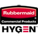 Rubbermaid® Commercial HYGEN™ Logo