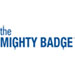 The Mighty Badge™ Logo
