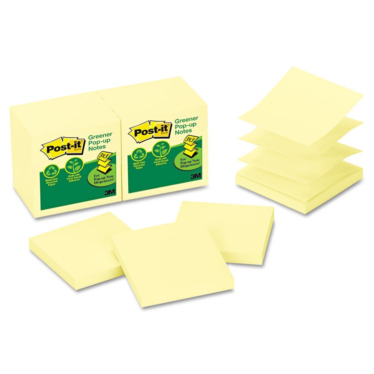 Post-it® Greener Notes R330RP-12YW