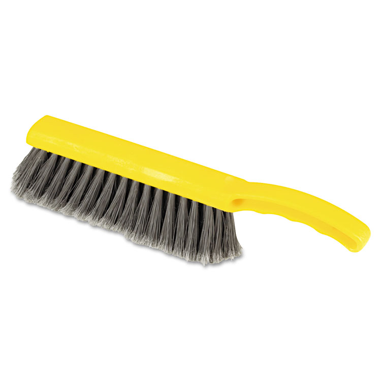 Countertop Brush, Silver, 12 1/2 Brush