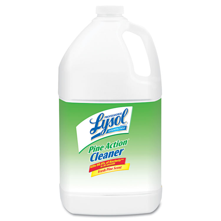 Picture of Disinfectant Pine Action Cleaner, 1gal Bottle
