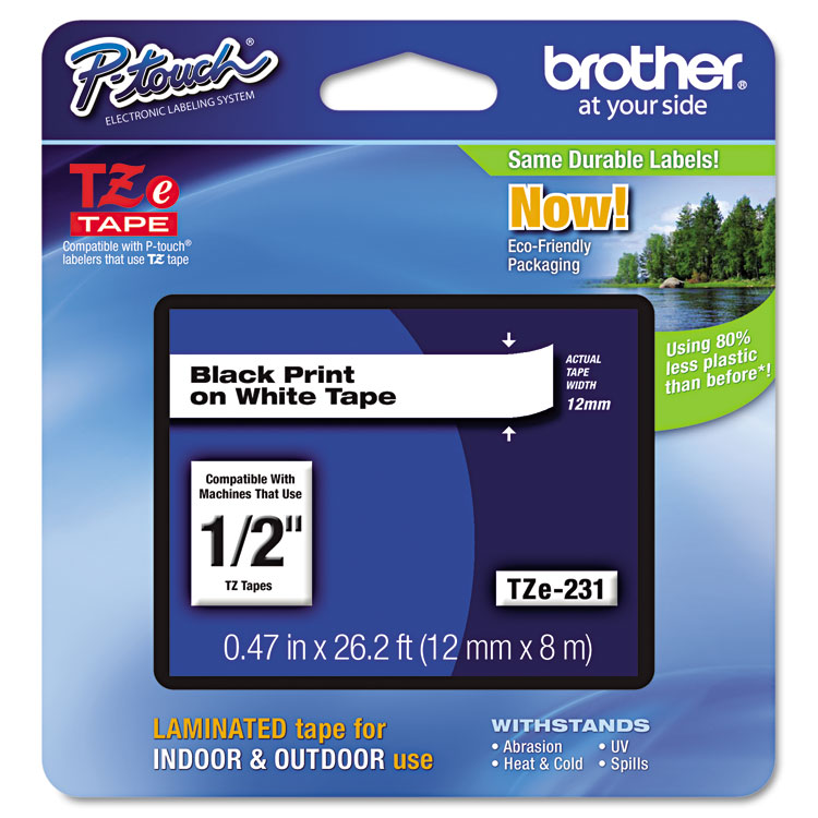 Brother P-Touch® TZE231