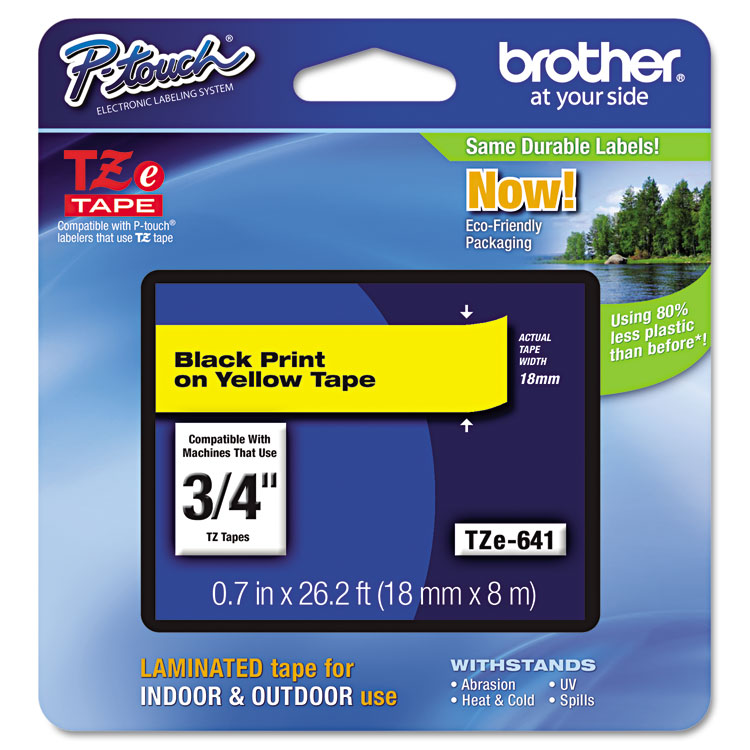 Brother P-Touch® TZE641