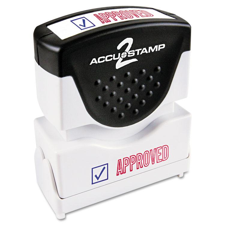 ACCUSTAMP2® 035525