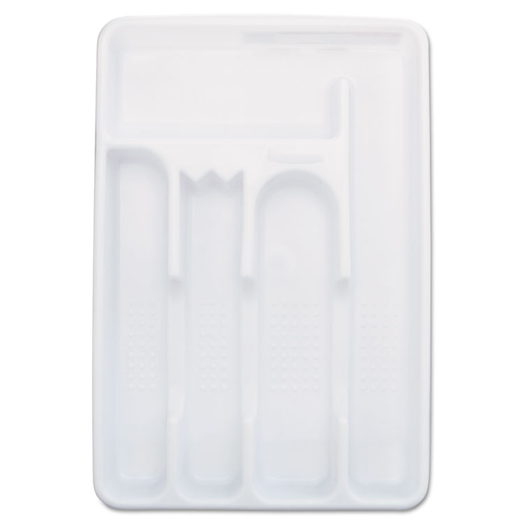 Rubbermaid® 2919RDWHICT