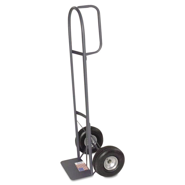 """Picture of D-Handle Hand Truck, 10"""" Pneumatic Tires"""