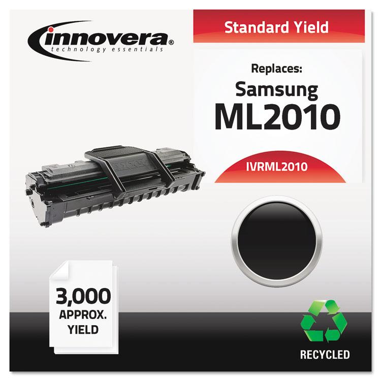 Picture of Remanufactured ML-2010 Toner, Black