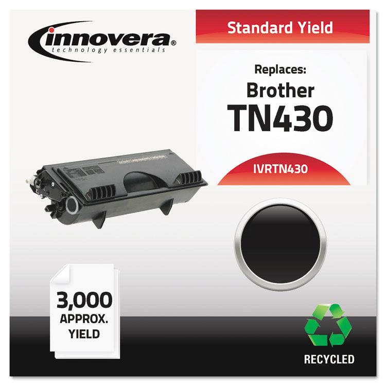 Picture of Remanufactured TN430 Toner, Black