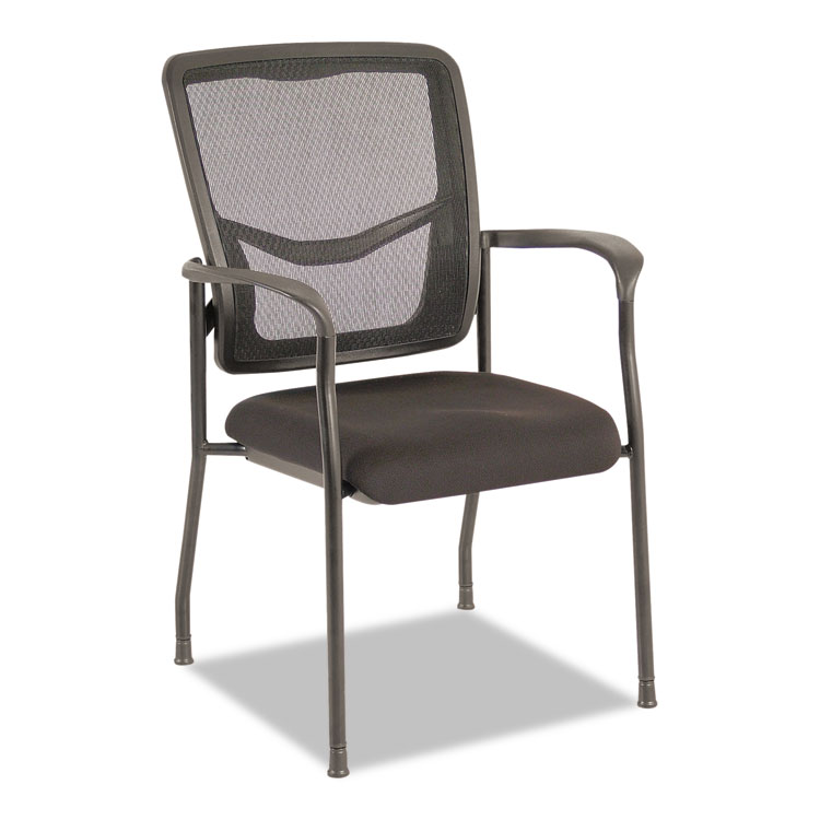 Picture of Alera EX Series Mesh Guest Chair, Black