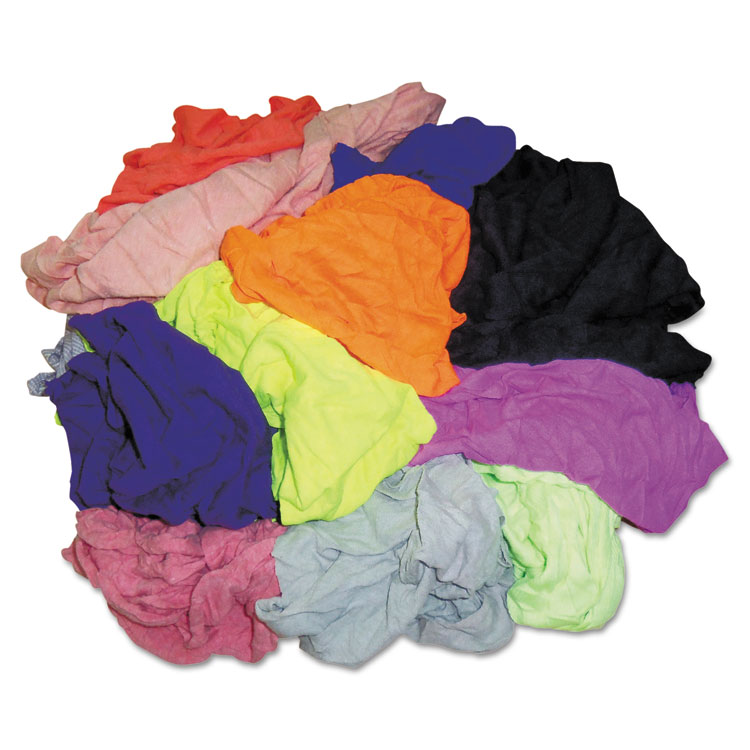 Polo t shirt rags by hospital specialty co hos24510 for T shirt rags bulk