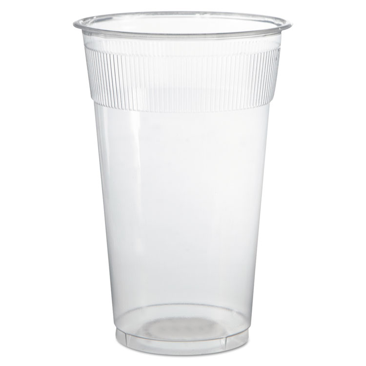 Picture of Plastic Cups, 10 Oz., Translucent, Individually Wrapped