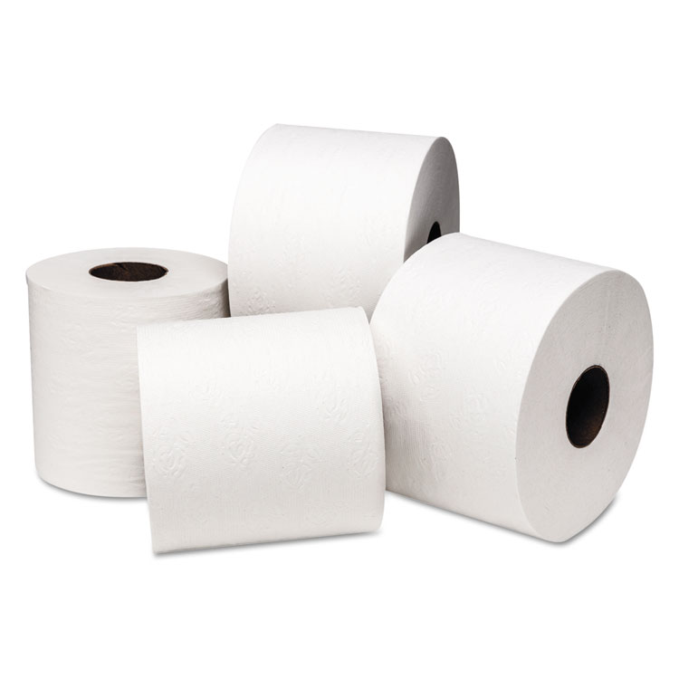 Picture of ADVANCED BATH TISSUE, 2-PLY, 500 SHEETS/ROLL, 48 ROLLS/CARTON