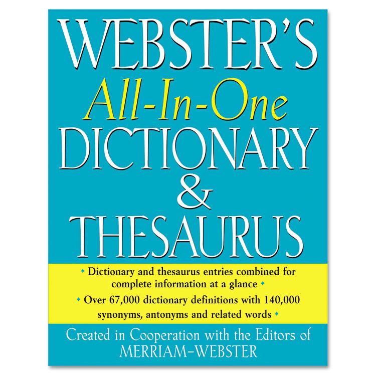 Merriam Webster® FSP0471