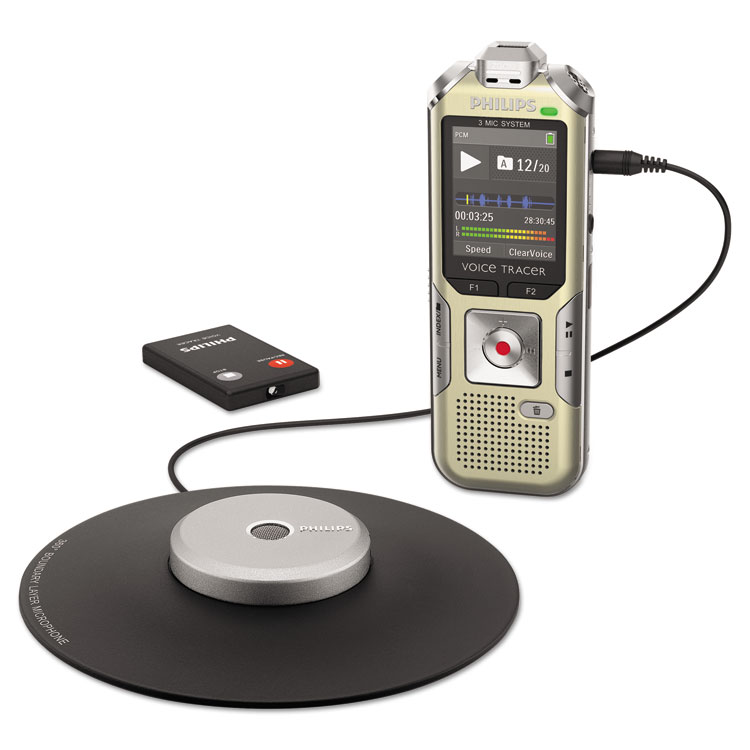 Picture for category Transcriber/Dictation Machines